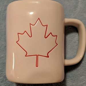 Rae Dunn Dining - Rae Dunn Maple Leaf Mug